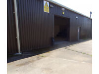 Secure unit / workshop / offices / storage to let - 4000 & 1200sq/ft sq with cheap all incl options