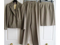 Ladies suits (skirt and trouser suits), sizes 12, 14 and 18 , some NEW. £4 - £10 each
