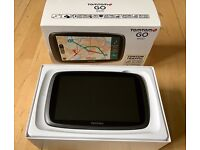 TomTom GO 6100 with Lifetime TomTom Traffic, Speed Camera and World Maps Update