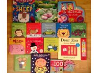 16 board touchy feels & lift-the-flap books Christmas That's not my... reindeer