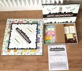 Anti Monopoly Board Game