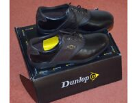 Dunlop Men's 65i Golf Shoes, Size 10 ½, Never used and As New Condition