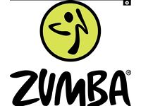Zumba classes for £4