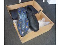 Mizuno Wave blade Golf Shoes- New, UK7