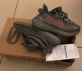 Yeezy Boost 350 v2 Beluga 2.0 worn twice uk6
