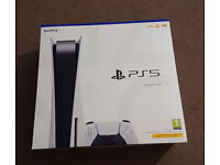 Brand New Sony Playstation 5 console PS5 console GET IT TODAY