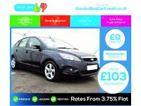 Ford Focus 1.6 TDCi DPF Zetec FINANCE AVAILABLE