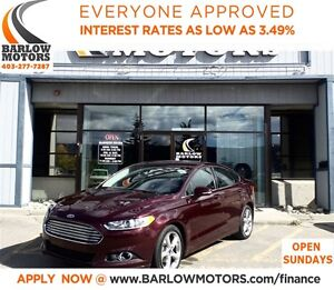 2013 Ford Fusion SE AWD**AMVIC & CARPROOF PROVIDED!