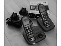 BT Homephone with Answering Machine - Freelance XD 8500