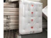 "10"" inch Mattresses Orthopaedic / Memory Foam brand new in packaging"