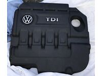 VW Golf MK7 TDI Engine Cover For Sale