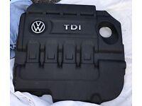 VW Golf MK7 TDI Engine Cover For Sale