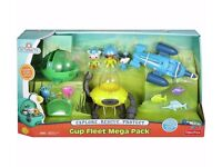 Fisher price cup fleet mega pack