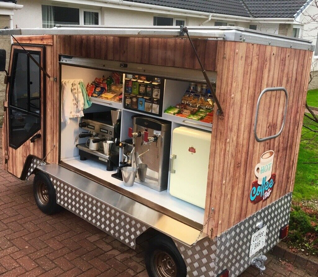 de395cdeaf ⭐️FOR SALE FOOD VAN ⭐ mobile coffee catering bar⭐️
