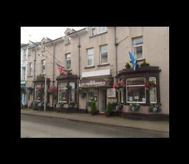 Blackpool Hotel for sale
