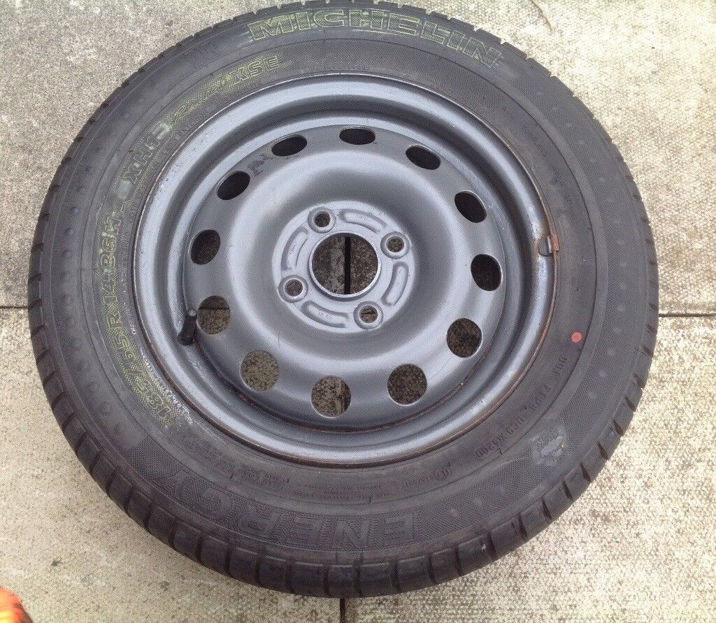 Ford spare wheel & tyre 185/65R14