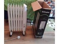 Like New Electric Heater (Oil Free)