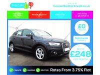 Audi Q3 2.0 TDI S Line Quattro 5dr / FINANCE AVAILABLE
