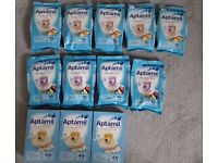 Aptamil muesli for baby's weaning