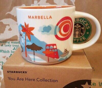 Starbucks Coffee Mug//Becher CANARY ISLANDS mit SKU i.OVP-Box NEU You Are Here