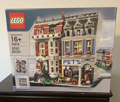 LEGO Creator Pet Shop (10218)