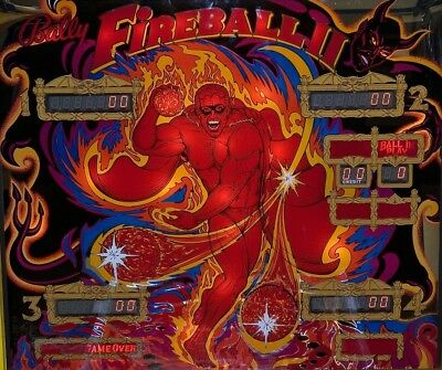 FIREBALL II Pinball Complete LED Lighting Kit SUPER BRIGHT PINBALL LED KIT