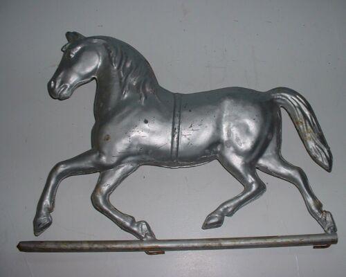 Large Circus Horse For Lightning Rod Weathervane