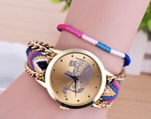 Fashion watch for ladies