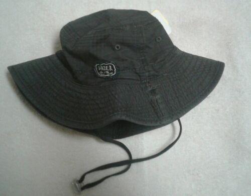Dozer Boys Floppy Maverick Reversible Beach Sun Hat UPF 50+