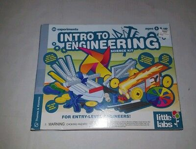 Little Labs Intro to Engineering Science Kit Thames & Kosmos