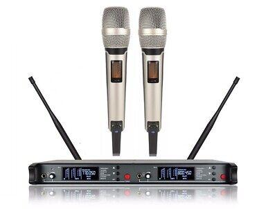 UHF Wireless Mics For Church Handheld SKM9000 Cordless Microphone mic