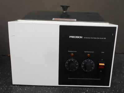 Precision 183 Series Analog Water Bath 66551 12 L