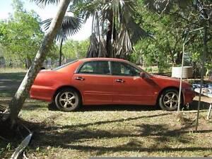 1999 Mitsubishi Magna Sedan- NT REGO Howard Springs Litchfield Area Preview
