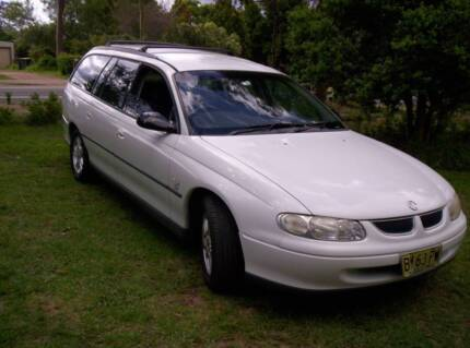 1999 VT Commodore Wagon II - 6 MTHS REGO Good Cond - Winmalee NSW