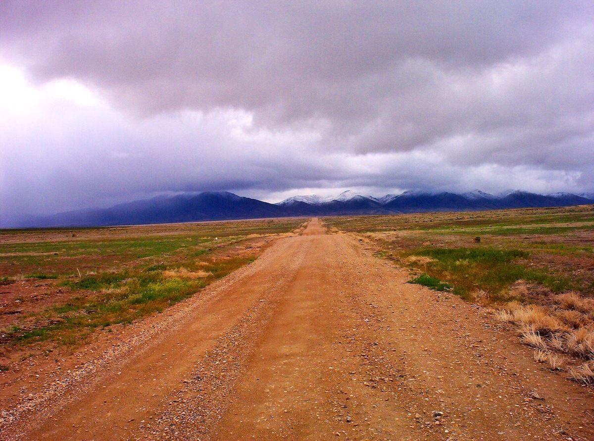 RARE 42 ACRE NEVADA RANCH CORNER LOT ADJOINS BLM LAND CASH SALE NO RESERVE  - $115.00
