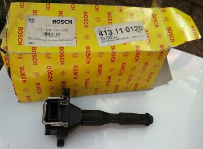 Bosch ignition Coil 413 11 0120, 0221 504 004 m52 m54 m6