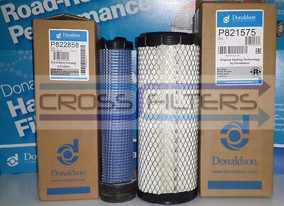 - P821575 & P822858  Donaldson Air Filter Set For Donaldson FPG05 Air Cleaners