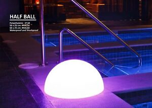 HALF BALL (60cm) cordless & rechargeable lamp Little Bay Eastern Suburbs Preview