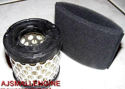 (COMBO) Briggs & Stratton Air filter/Pre Cleaner 396424, 271466 - 2HP thru 5 HP