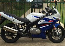 Suzuki GS500F LAMS great all rounder/commuter,2013,$4500. Youngtown Launceston Area Preview