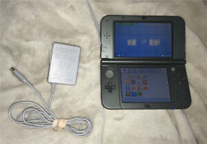 3DS XL for sale (includes charger & games)
