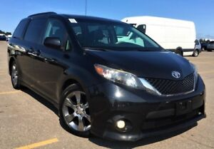 2011 Toyota Sienna SE 8 PASS | FULLY LOADED | P.SUNROOF | ONE OW