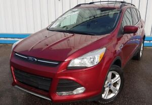 2013 Ford Escape SE 4WD *LEATHER-SUNROOF-NAVIGATION*