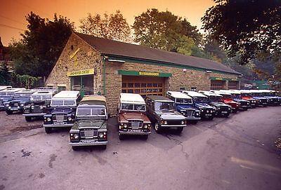 Huddersfield Land Rover Centre