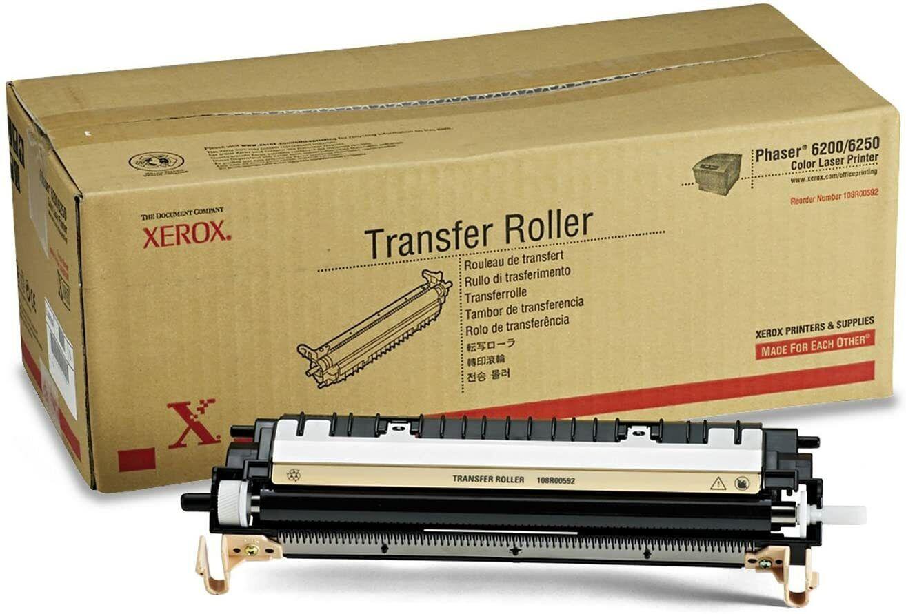 genuine oem 108r00592 transfer roller unit