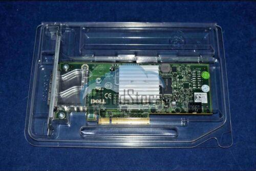 12DNW Dell H200E Dual Port 6Gb/s SAS PCI HBA Controller Adapter Card 012DNW