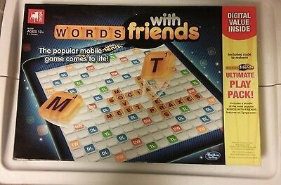 Words With Friends    Classic Game New By Zynga