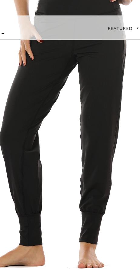 Icyzone Workout Yoga Pants for Women -  Leggings Full Length