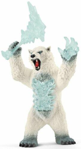 <>< Blizzard Bear  Schleich 42510 Stunning  Eldrador strong tough