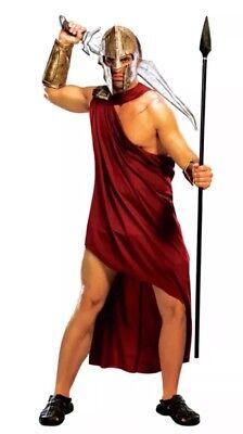 dult Medium (up to 44) HALLOWEEN COSTUME Gladiator Warrior (300 Spartan Halloween-kostüm)